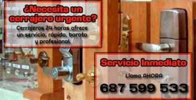 Cerrajeros en Alhama de Murcia