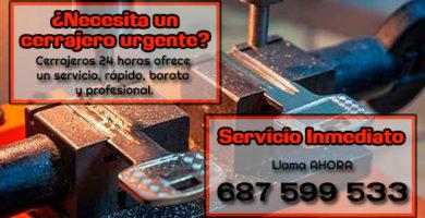 Cerrajeros en Arganzuela Madrid