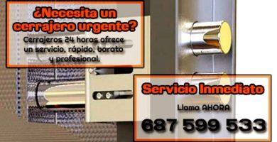 Cerrajeros en Argentona