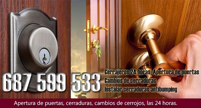 Cerrajeros en Cunit