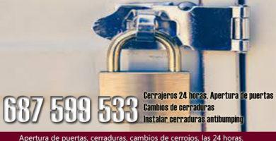 Cerrajeros en Deltebre