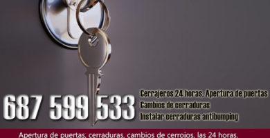 Cerrajeros en El Vendrell
