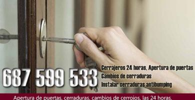 Cerrajeros en Llagostera