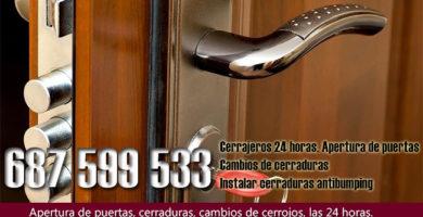 Cerrajeros en Moncada