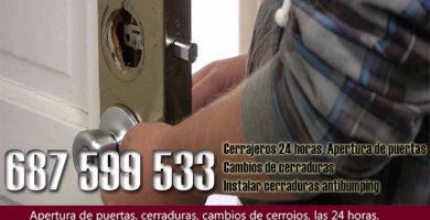 Cerrajeros en Montserrat