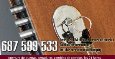 Cerrajeros en Palamós