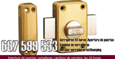 Cerrajeros en Paterna
