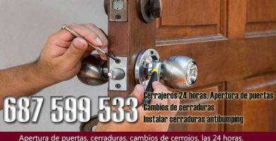 Cerrajeros en Puigcerdá