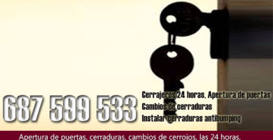 Cerrajeros en Rafebuñol