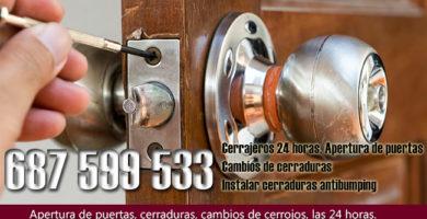 Cerrajeros en Roquetas
