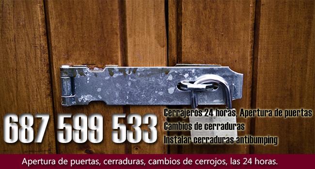 Cerrajeros en Sant Carles de la Ràpita