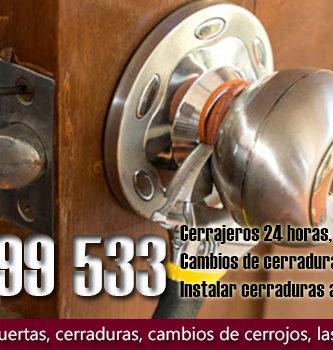 Cerrajeros en Torredembarra