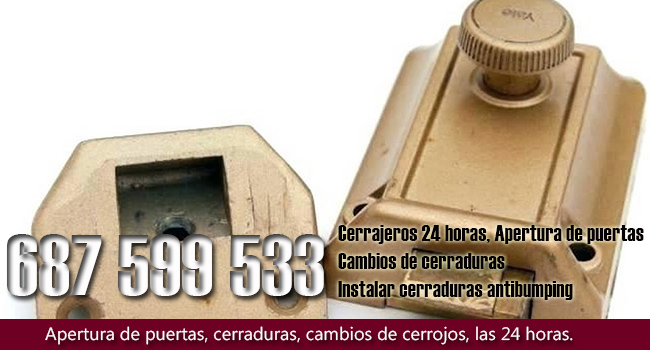 Cerrajeros en Tortosa