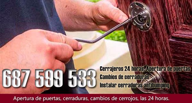 Cerrajeros en Valencia