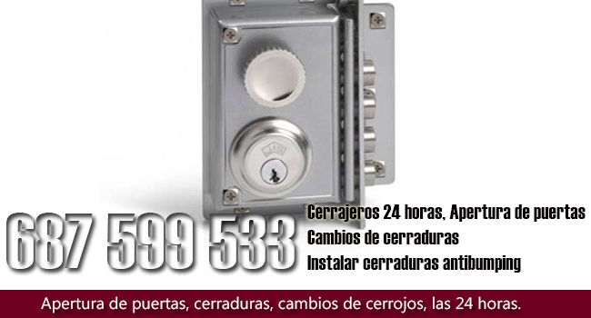 Cerrajeros en Xàtiva