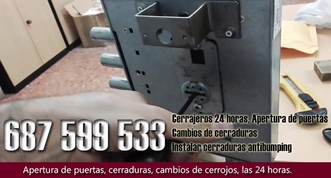 cerrajeros en Almasera