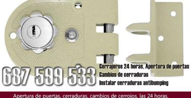 cerrajeros en Castelló de la Ribera