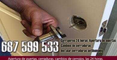cerrajeros en Catarroja