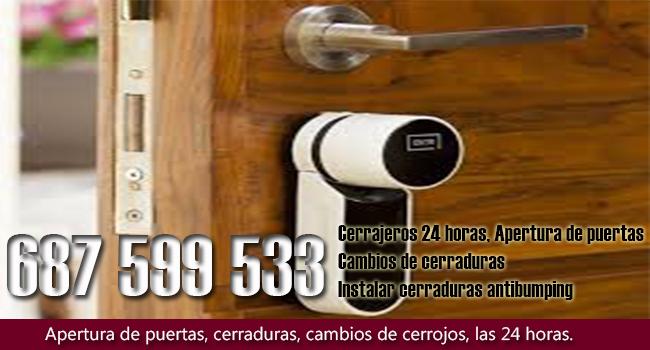 Cerrajeros en Xirivella