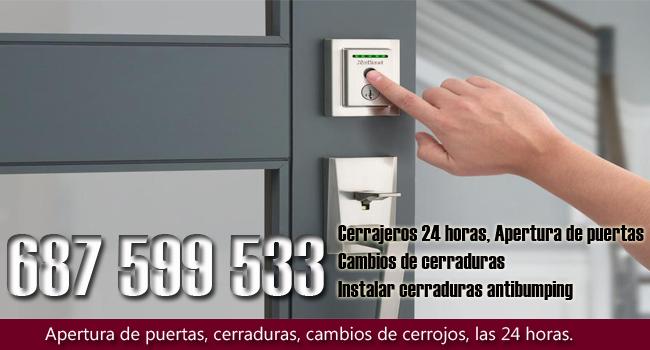 Cerrajeros en Almazora