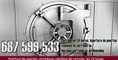 Cerrajeros en Málaga