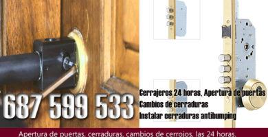 Cerrajeros en Antequera