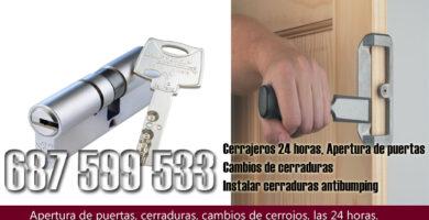 Cerrajeros en Benalmádena