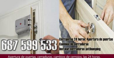 Cerrajeros en Cártama