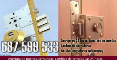 Cerrajeros en Capdepera