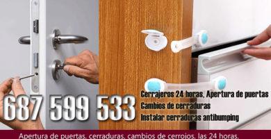 Cerrajeros en Coín