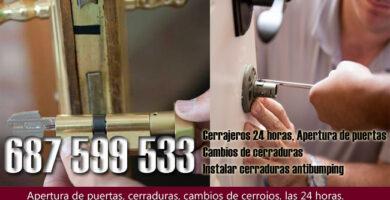 Cerrajeros en Mijas