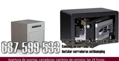 Cerrajeros en Peñíscola