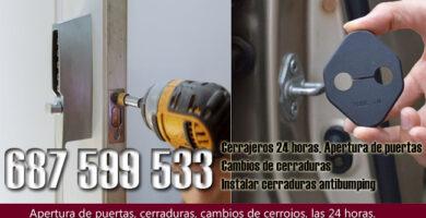 Cerrajeros en Rincón de la Victoria