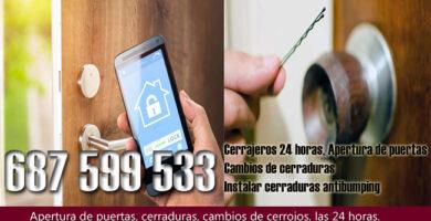 Cerrajeros en Torremolinos
