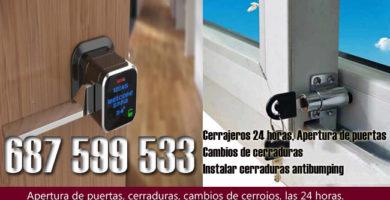 Cerrajeros en Vélez-Málaga