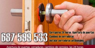 cerrajeros en Mallorca
