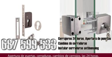 Cerrajeros en Adra