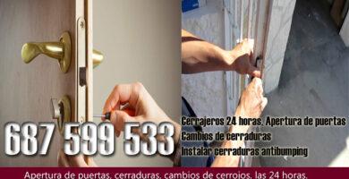 Cerrajeros en Algeciras