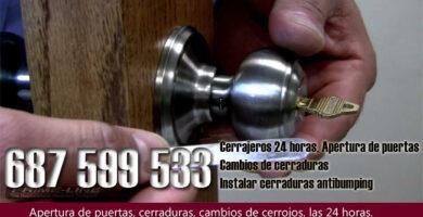 Cerrajeros en Almería