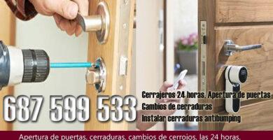 Cerrajeros en El Puerto de Santa María