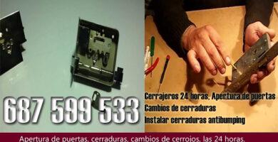 Cerrajeros en Huércal de Almería