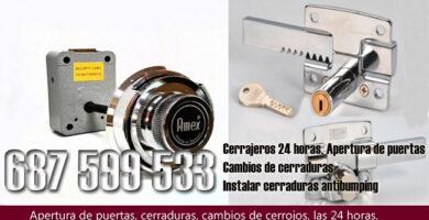 Cerrajeros en Jerez de la Frontera
