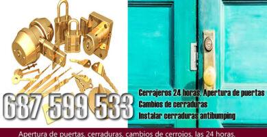 Cerrajeros en La Línea de la Concepción