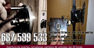 Cerrajeros en Níjar