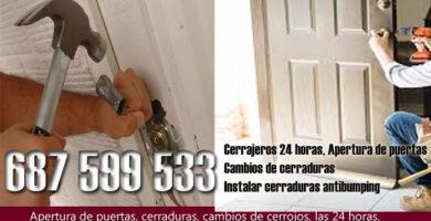 Cerrajeros en Puerto Real