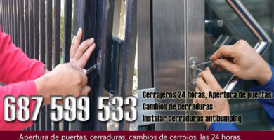 Cerrajeros en San Fernando