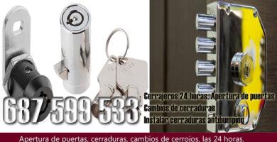 Cerrajeros en San Roque