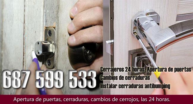 Cerrajeros en Sanlúcar de Barrameda