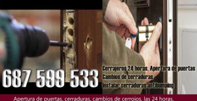 Cerrajeros en Ubrique