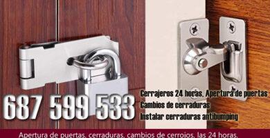 Cerrajeros en Vícar